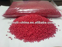 PE/LLDPE High Concentration Red Masterbatch