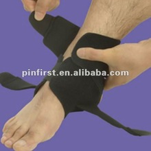 New Cotton Elasticity Black Prevent Injuries Ankle Support