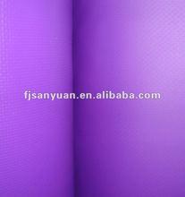 100% polyester PVC tarpaulin