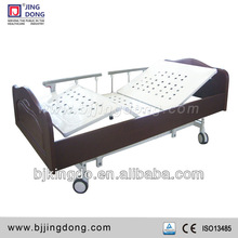 Home care Wood 3 crank Medical Bed