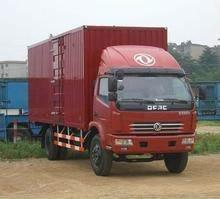 dongfeng van truck,chinese van truck