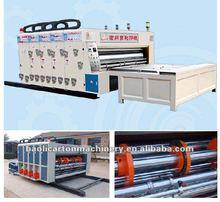 flexo printing machine/corrugator make machine carton box