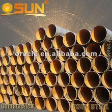 Venezuela petroleum x52 steel pipe for oil line