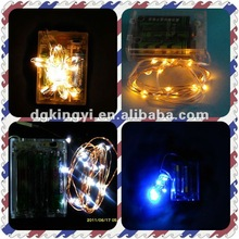 LED battery operated string light/Christmas/Wedding Party/Halloween/bar/house decoration