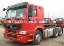 6*4 tractor trailer model truck