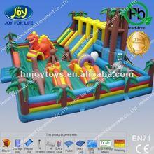 Castle Inflatable Bouncer Dinosaur Jumper for Kids