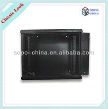 4-18U 600*450/500 19''Wall Mounted Cabinet grey black & dark grey