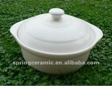 white ceramic coating cookware set