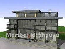 container apartment model,container apartment building