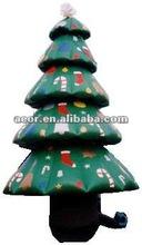 inflatable christmas tree/inflatable christmas decoration tree