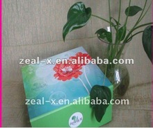 2012 paper magnetic cardboard box packaging