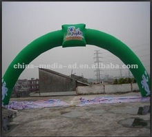 Gaint inflatable advertising archway/inflatable arch gate for racing