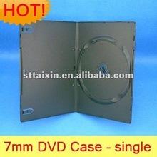 7mm plastic cd box - dvd storage box