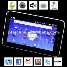 ALLWINNER capacitive touchscreen digitizer