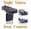 Car Recorder, Car DVR Dual Camera Car DVR Traffic Recorder