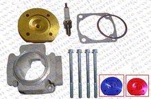 Performance Cylinder Head Kit Big Bore Kit for 47CC 49CC Mini Dirt Pit Bike Parts