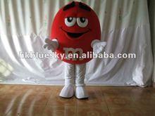 2012 custom coffee bean costume