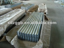 wave shape roofing tiles