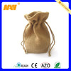 drawstring jute bag(NV-6050)