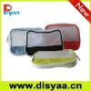 Hot!!! 2012 Fashion Clear PVC Cosmetic bag