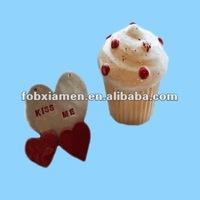 Ceramic Ice Cream Cupcake Holder