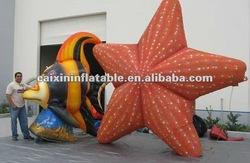 inflatable animal moscot Inflatable Fish and Sea Star