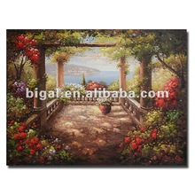 36x48 inch colorful oil paintings landscape natural