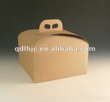 Beautiful Brown paper food boxes