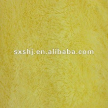 100% Polyester Plain PV Fleece Fabric