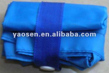 2012 hot selling rose folding shopping bag