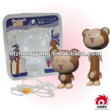 Monkey Portable Cartoon Fan