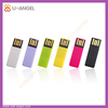 high quality colourful mini usb memory drive novelty shape metal usb stick 4gb