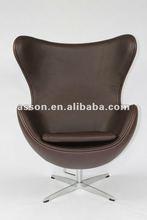 Arne Jacobsen Egg Chair (#ABL0007)---Designer Furniture/ Modern Classic Furniture