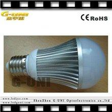 energy saving flash led light bulb 5w