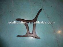 casting iron bench leg/bench side