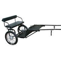 2 wheel marathon horse carriage/sulky cart /single horse cart TEL:86-0374-3363918
