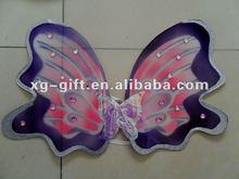 122-24 Purple Butterly Fairy Wing
