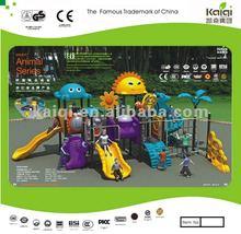 SUNNY animal LLDPE outdoor playground equipment