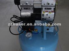 dental equipment silent oilless air compressor