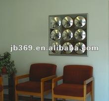 wall adornment mirror