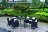 Outdoor rattan dining set (HB21.9101)