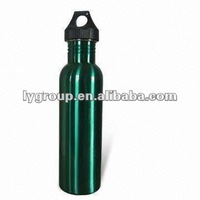 Sports Water Bottles with Large Mouth, Various Logo Printings, Colors and Capacities are Available