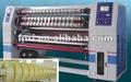 Fr-210 krepp( Maskierung) Papier Band und klebeband schneidemaschine/produktionslinie von kreppband maschine