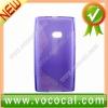 Gel Case Cover for Nokia Lumia 900 Hydra