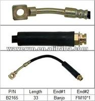 Brake hydraulic hose assembly