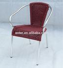 Outdoor ratan/wicker chairs