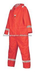 Flame Retardant Fluorescent Workwear
