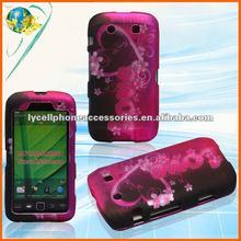 For Blackberry Monaco Storm3 9850 9860 Red heart cell phone design case