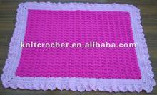 Fashion Handmade Crochet Baby Blanket, crochet baby throw, crochet baby afghans