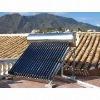 active closed loop solar water heater